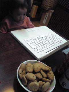 かんたんクッキー